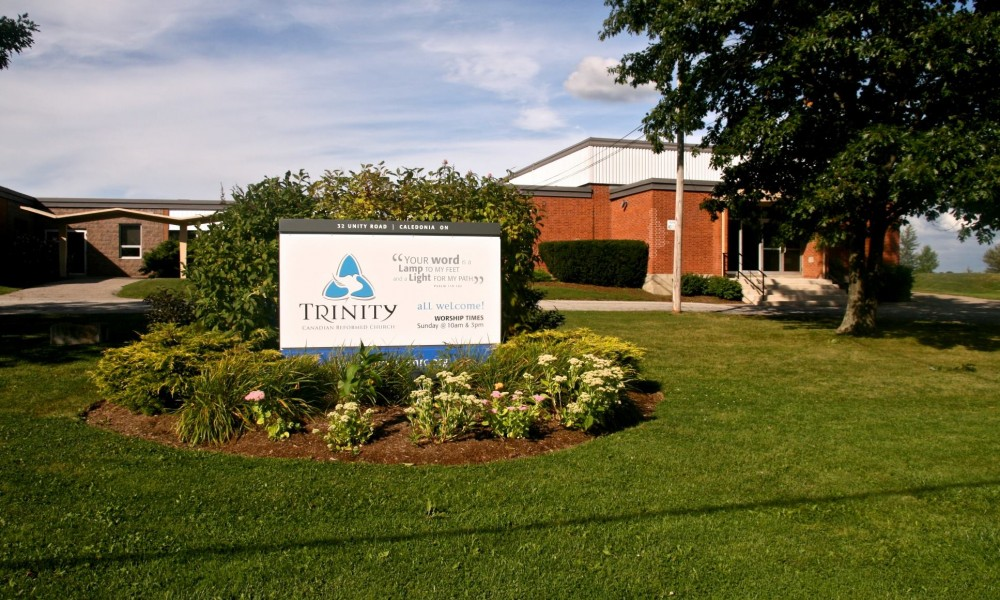 Trinity Canadian Reformed Church