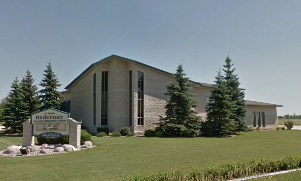 Redeemer Canadian Reformed Church