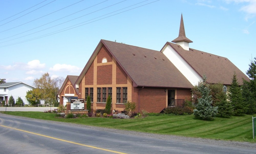 Orangeville Canadian Reformed Church