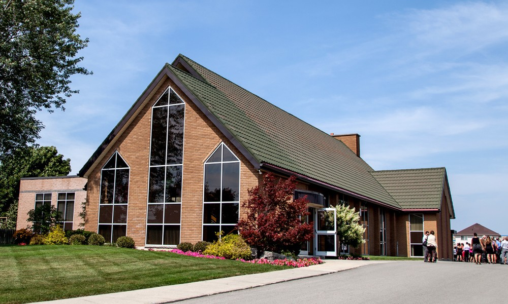 Cornerstone Canadian Reformed Church